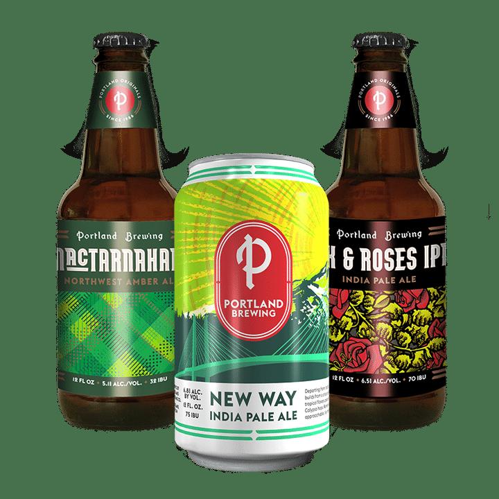 Portland Brewing Lineup