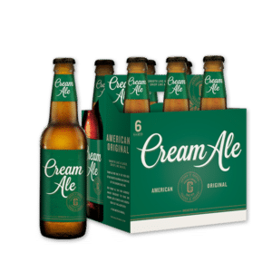 Cream Ale bottles