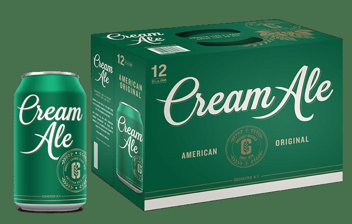 Cream Ale 12 Pack